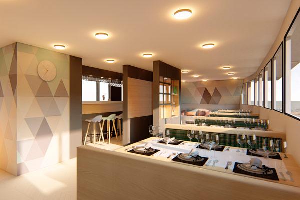 Bar & Dining Room