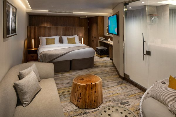 Sky Suites with Infinite Veranda