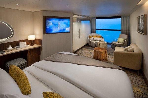 Premium Sky Suites with Infinite Veranda
