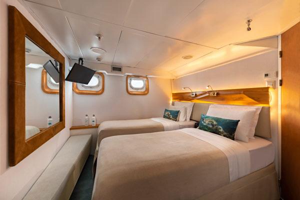 Standard Plus Cabin