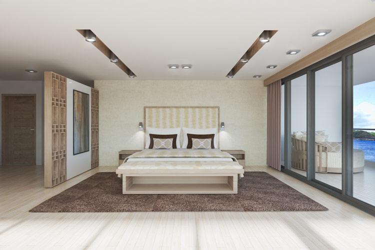 Sand Double Suite