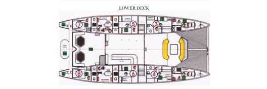 NEMO II LOWER DECK