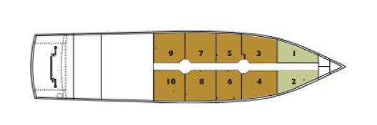 CORAL I&II SEA DECK