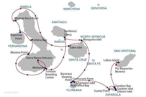 4A - 4 Days Cruise