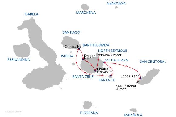 A4 - 4 Days Cruise