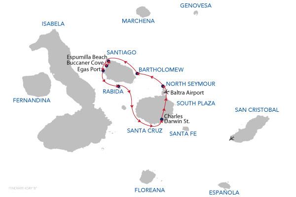 B4 - 4 Days Cruise