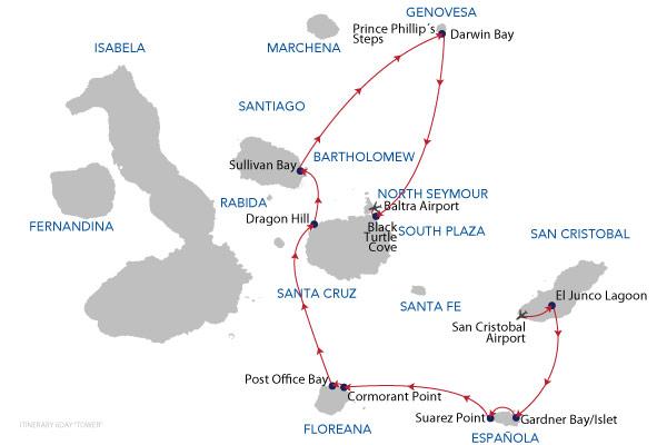 TOWER - 6 Days Cruise