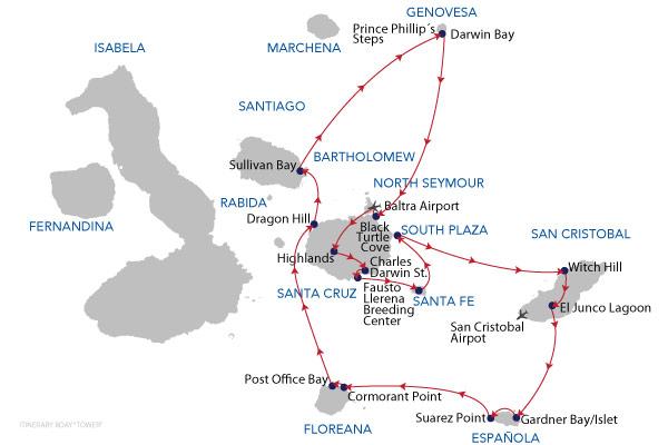 TOWER - 8 Days Cruise