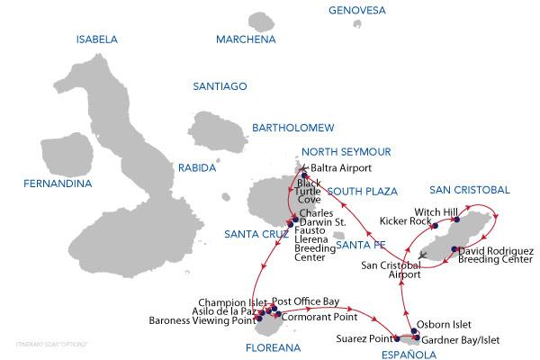 OPTION(2) - 5 Days Cruise