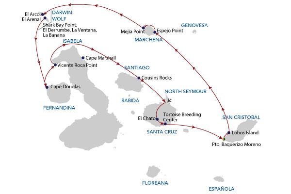DIVING CRUISE - 8 Days Cruise