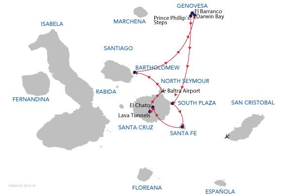 B2 - 4 Days Cruise