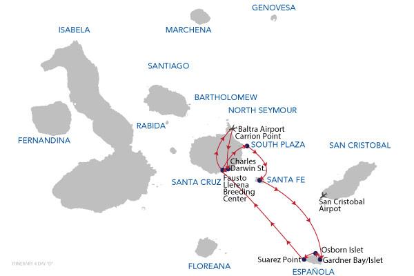 EAST 4D - 4 Days Cruise