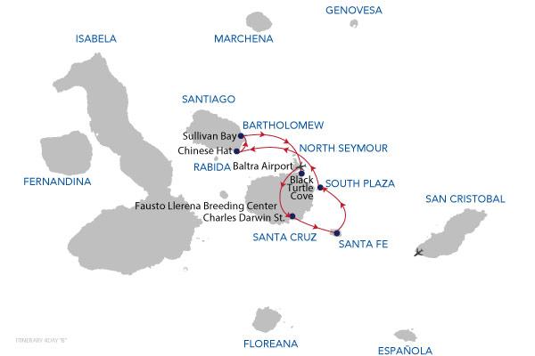 4B - 4 Days Cruise