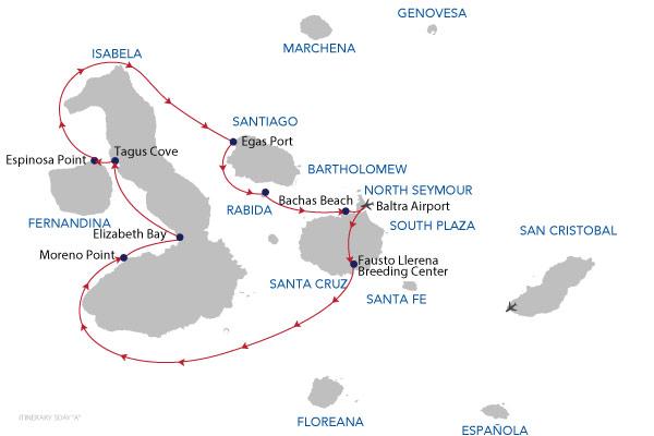 A5 - 5 Days Cruise