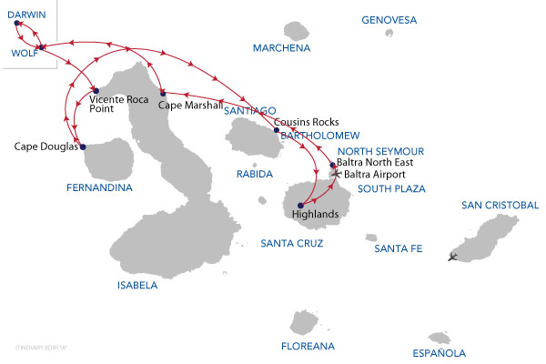 A(DIVING) - 8 Days Cruise