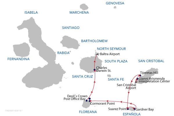 A1 - 4 Days Cruise